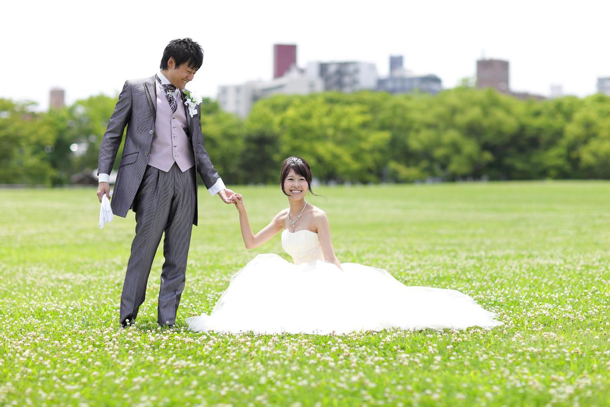 広島市 結婚式前撮り 人気